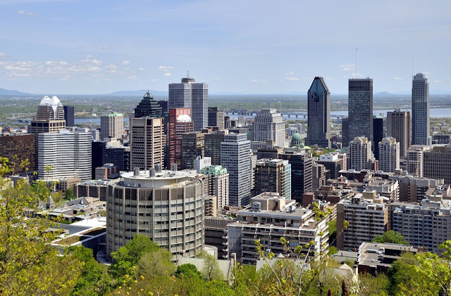 Montreal Downtown - Onde ficar