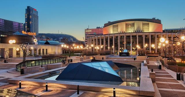 Place dês Arts Montreal