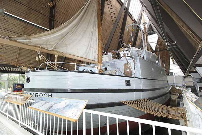 Museu Marítimo de Vancouver