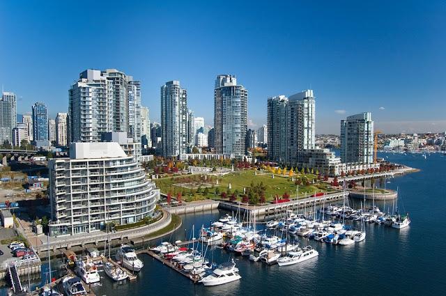 Yaletown em Vancouver