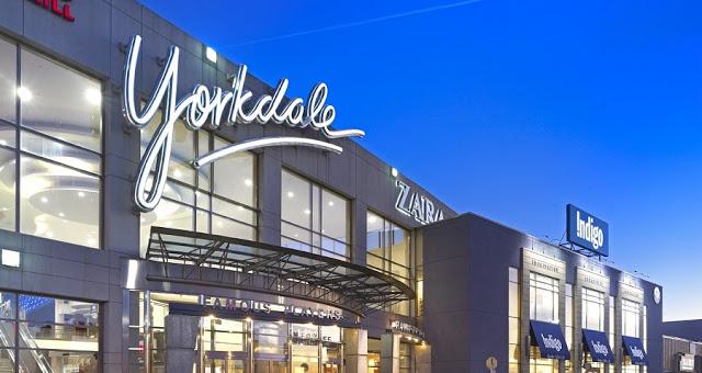 Yorkdale Shopping Centre em Toronto