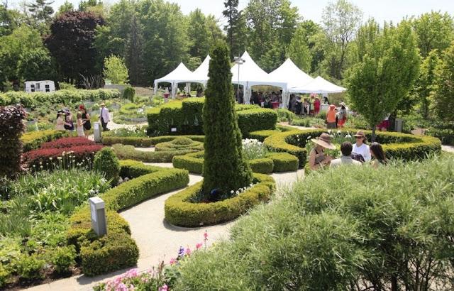 Edwards Gardens em Toronto