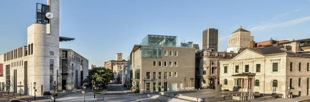 Museu de Arqueologia e da História de Pointe à laCallière em Montreal