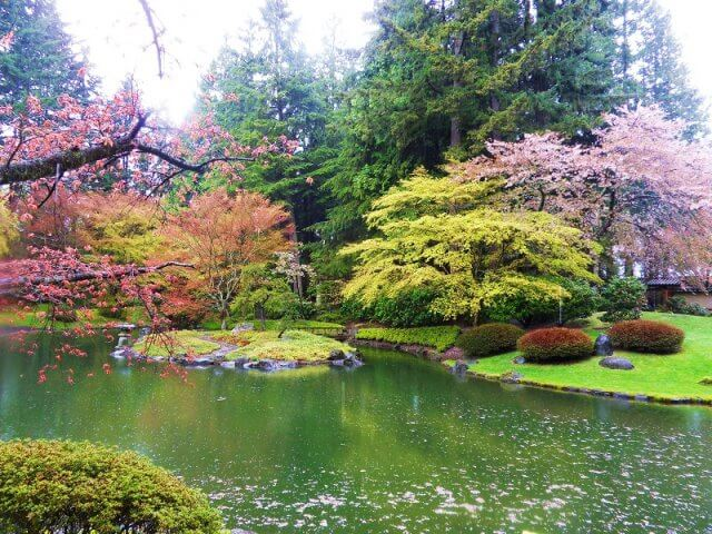 Nitobe Memorial Garden em Vancouver
