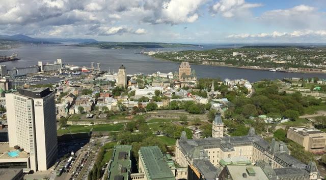 Observatoire de la Capitale de Quebec