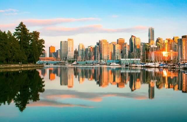 Gastown em Vancouver