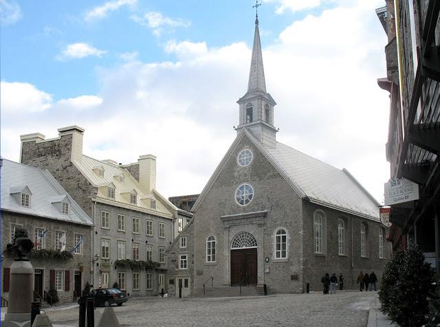 Basílica Notre-Dame-des-Victoires de Quebec