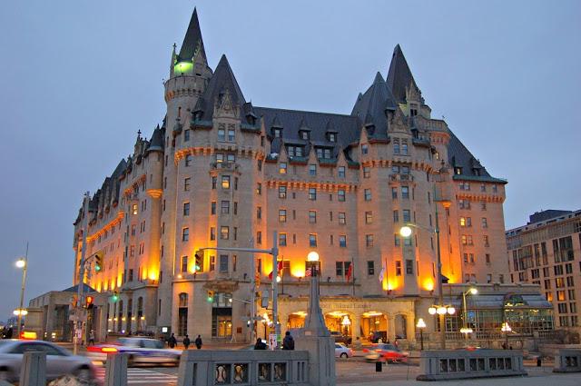 Fairmont Château Laurier em Quebec