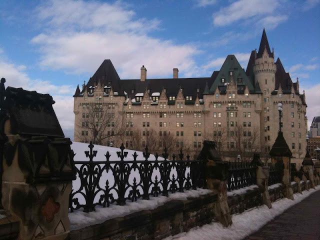 Fairmont Château Laurier em Ottawa