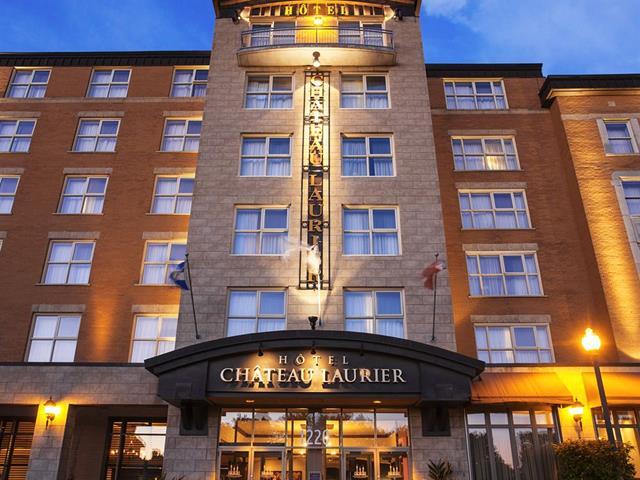Hotel Chateau Laurier em Quebec