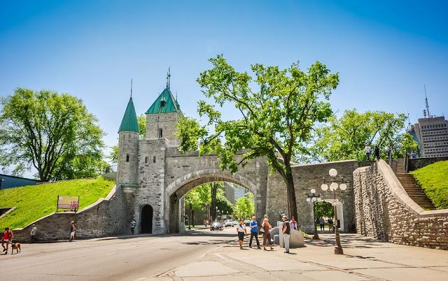 Fortificações de Quebec