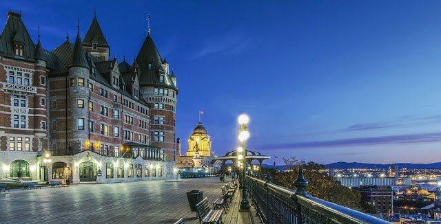 Top 5 hotéis baratos em Quebec City