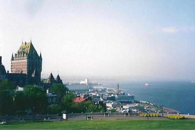 Rio São Lourenço em Quebec