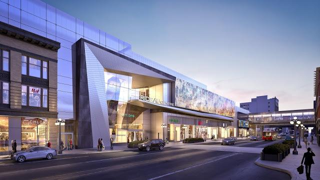 Rideau Centre em Ottawa