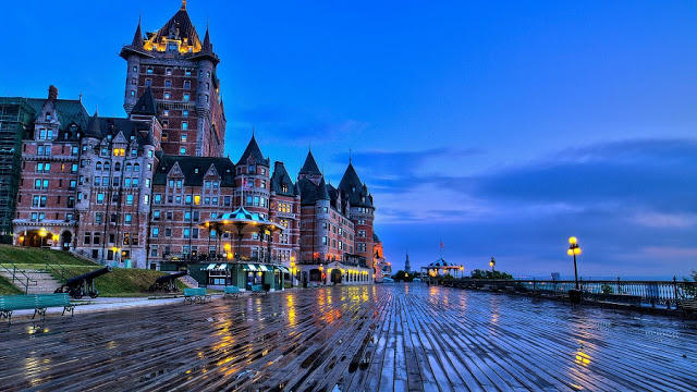 Haute Ville em Quebec