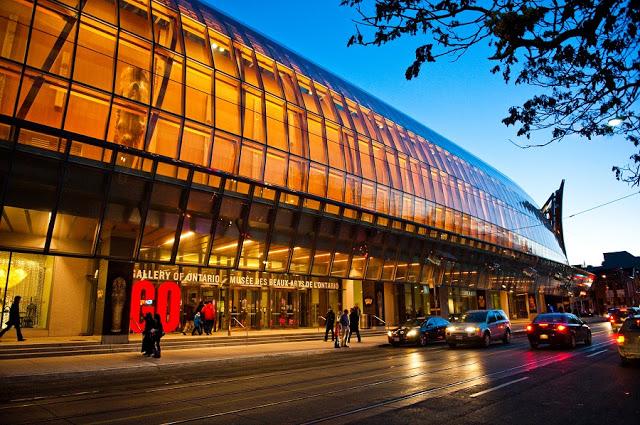 Art Gallery of Ontario em Toronto