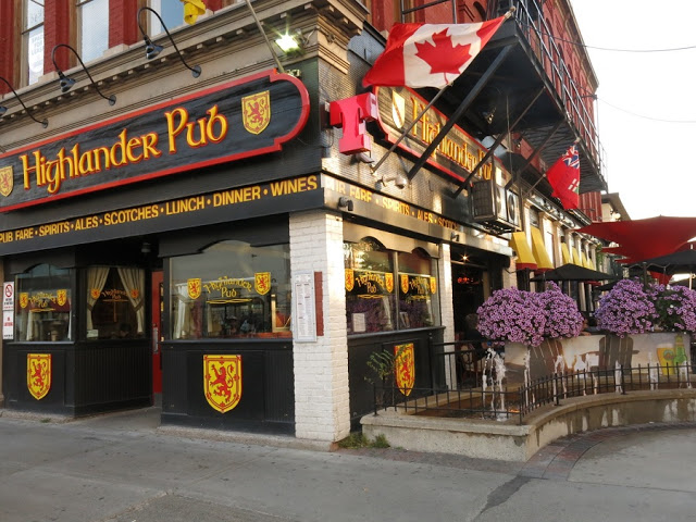 Highlander em Ottawa