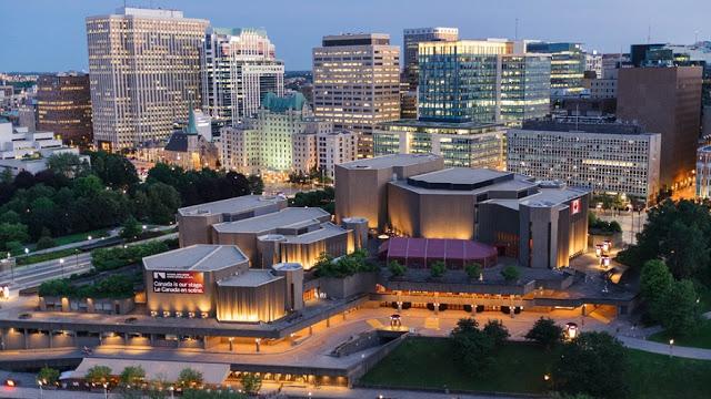 National Arts Centre em Ottawa