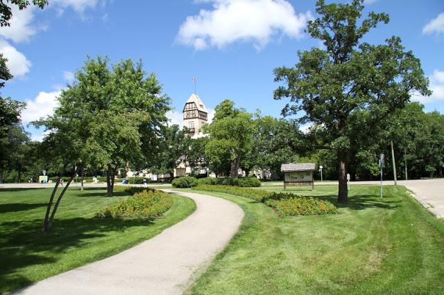 Assiniboine Park em Winnepeg