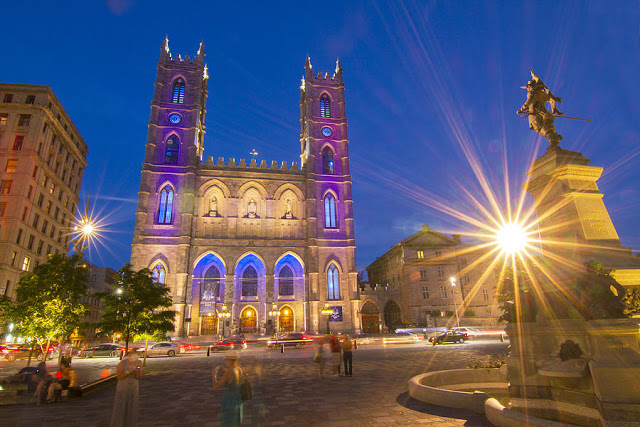 Basílica de Notre-Dame de Montreal