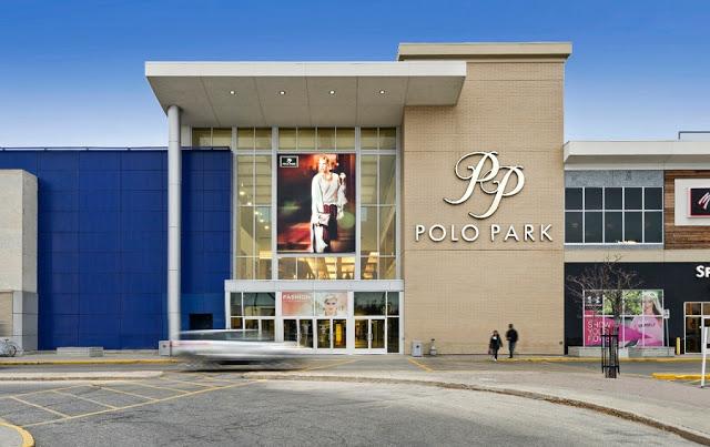 CF Polo Park em Winnipeg