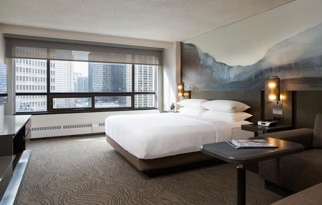Hotel Marriott Downtown em Calgary