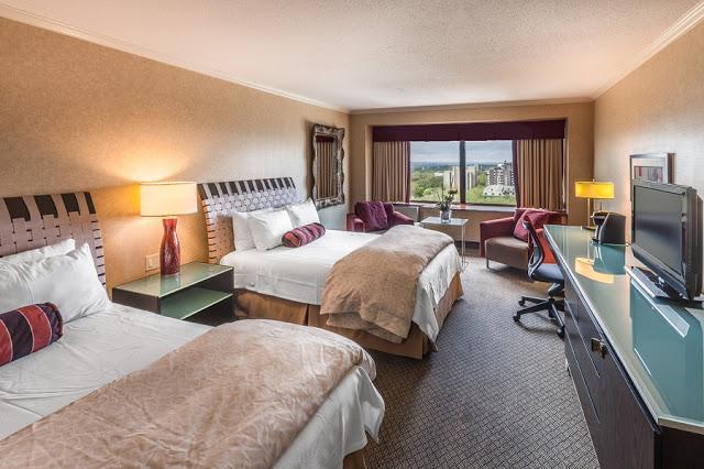 Hotéis no Canadá