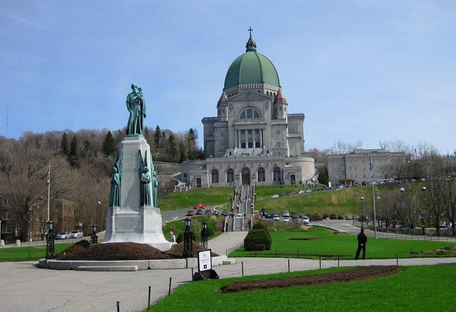 Oratório de Saint Joseph em Montreal