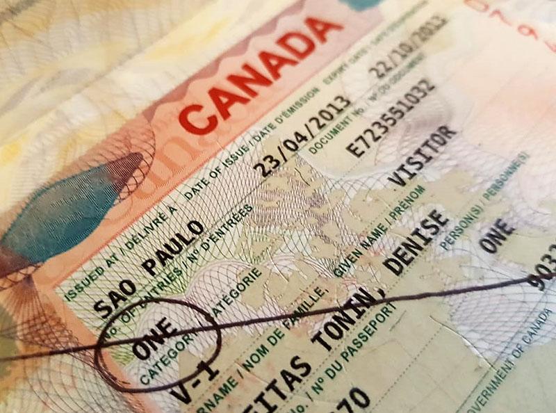 Sobre o visto para o Canadá