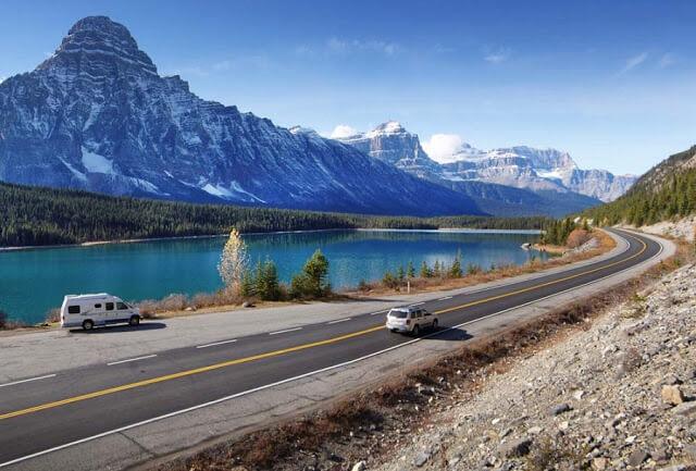 Estradas no Canadá