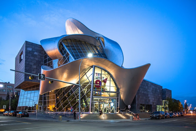 Art Gallery Of Alberta em Edmonton