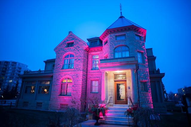 Lougheed House em Calgary