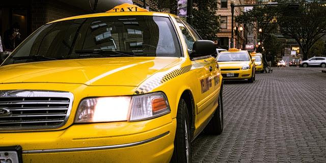 Táxi em Edmonton