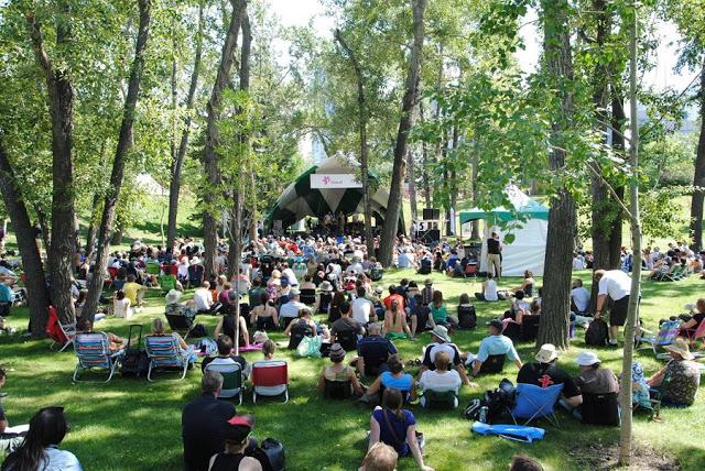 Calgary Folk Music