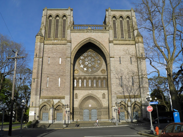Christ Church em Victoria