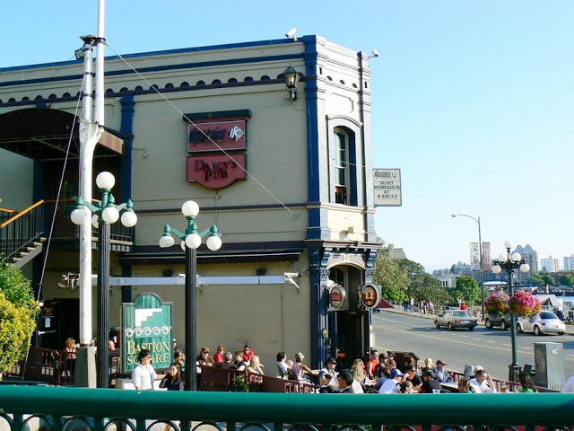 Darcy's Pub em Victoria