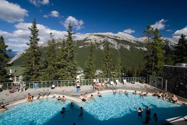 Hotéis em Banff no Canadá