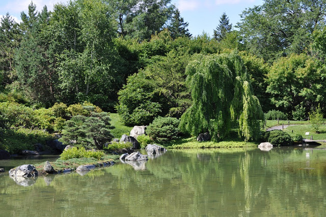 Jardim Botânico em Montreal