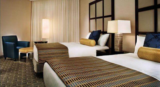 Top 5 hotéis baratos em Montreal