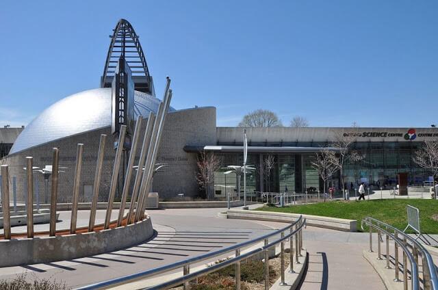 Ontario Science Centre em Toronto