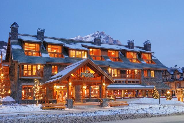 Fox Hotel & Suites em Banff