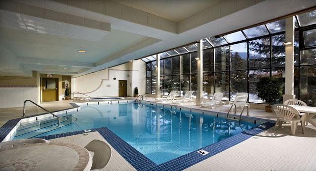 Hotel High Country Inn em Banff