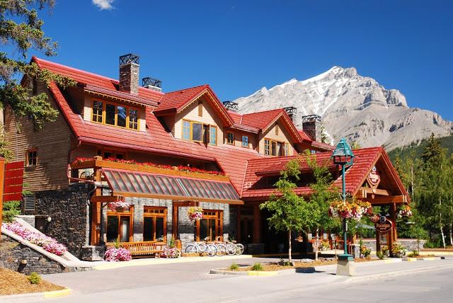 Hotel Ptarmigan Inn em Banff