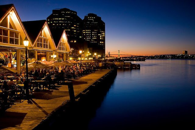Restaurantes em Halifax