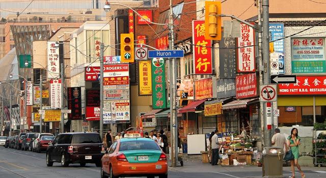 Chinatown de Toronto
