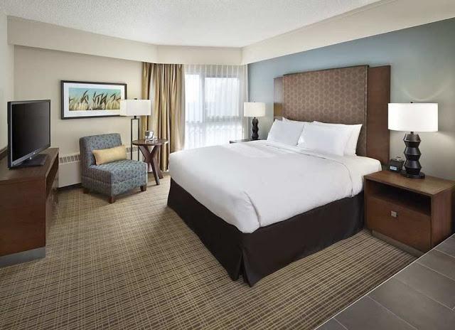 DoubleTree by Hilton Hotel em Regina