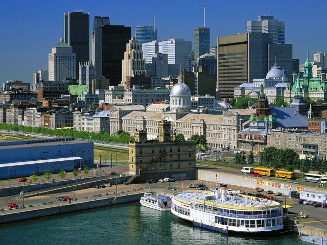 Vieux-Port em Montreal