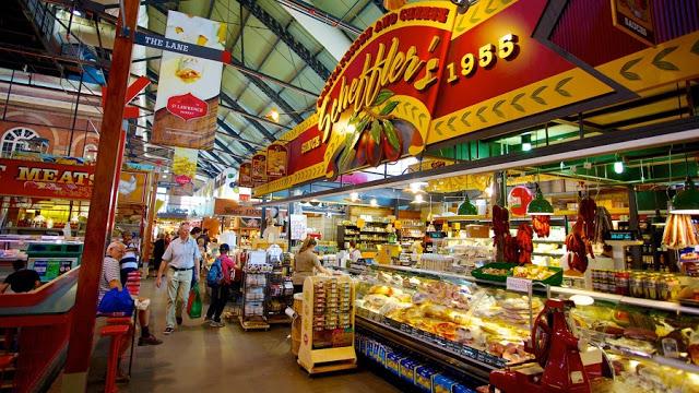 St Lawrence Market em Toronto