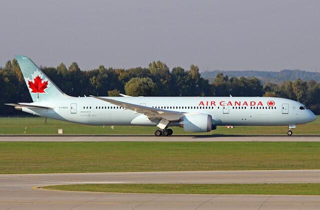 Tempo de avião até Quebec City