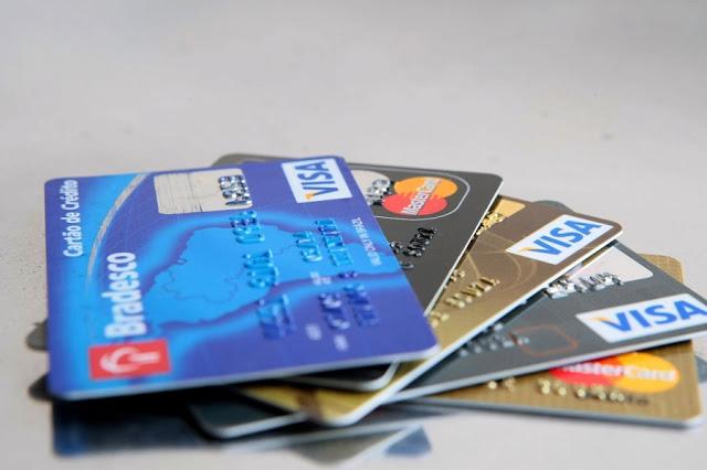 Cartão de crédito em Quebec